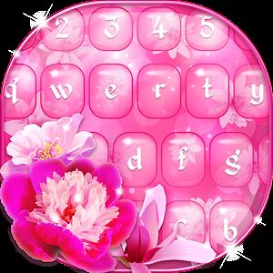 Pink flower emoji keyboard android apps on google play pink flower emoji keyboard mightylinksfo Images