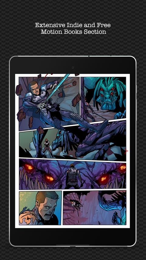 Madefire Comics & Motion Books screenshot #8