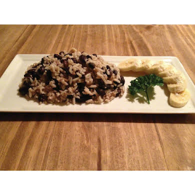 Backpackers Pantry Cuban Coconut Black Beans and Rice - 2 Servings