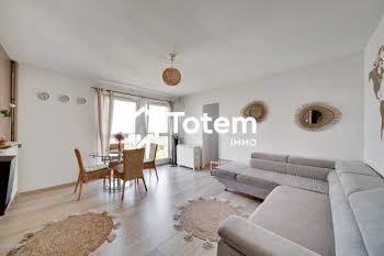 Appartement 3 pièces 65,89 m2