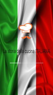 storia cucina italiana - náhled