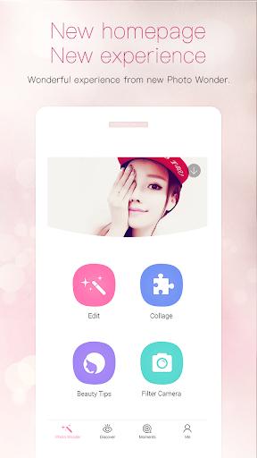 PhotoWonder screenshot 1