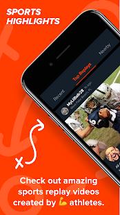 OhPlays: Sports Highlight Maker & Video Editor - náhled