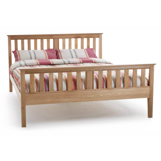 Serene Salisbury High Foot End Bed Frame