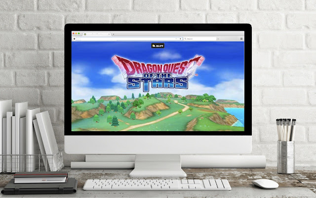 Game Theme: Dragon Quest Of The Stars