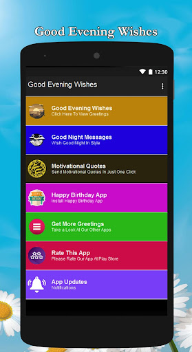 good evening wishes messages by thumbs geek google play united