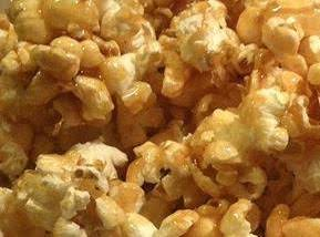 Salted Caramel Corn Recipe