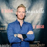 Bagatelle Tuesdays, most insane dinner party in Miami in Miami, Florida, United States