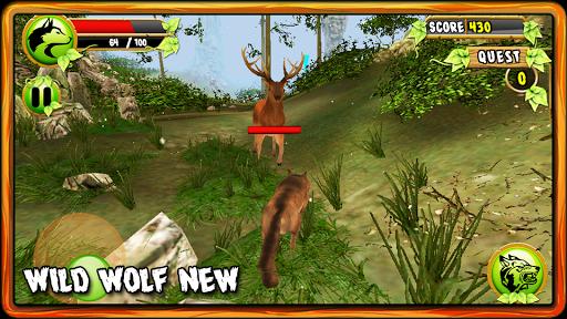 Wild Wolf Simulator 2 Survival