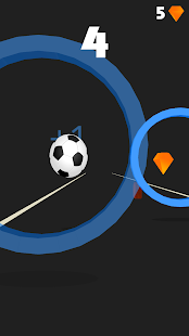 Professor Ball | Bounce - Jump - Circle - Diamond- screenshot thumbnail