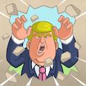 Wall of Trump - Donald Trump icon