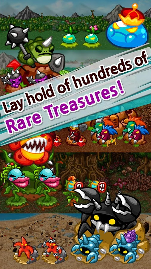 Screenshots of Endless Frontier for Android