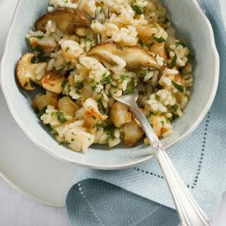 Shrimp With Mushrooms Rice Recipes.