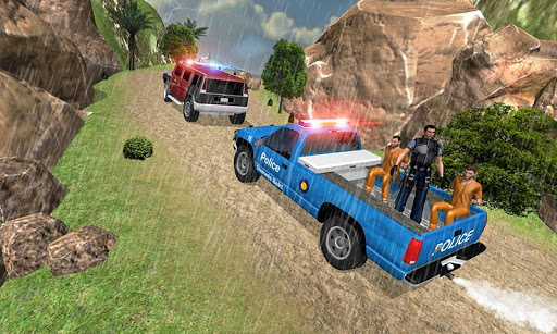 Hill Police vs Gangsters Chase 1.0.6 screenshots 1
