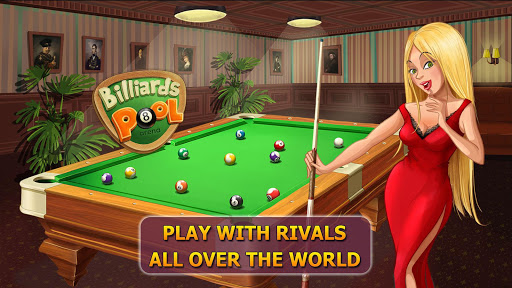 Billiards Pool Arena 1.1p APK MOD screenshots 1