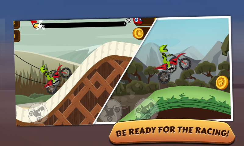 Crazy Hill Racing- screenshot