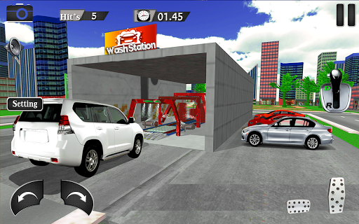 Modern Car Wash Service : Driving School 2019 download 1