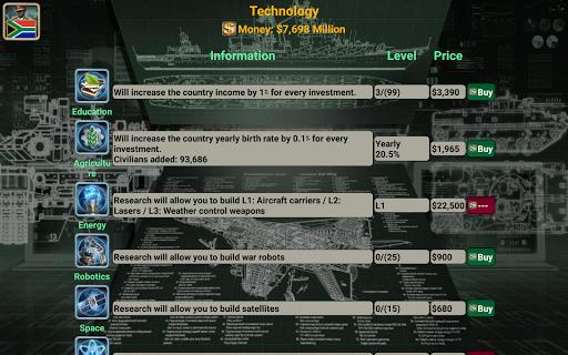 Africa Empire 2027  screenshots 14
