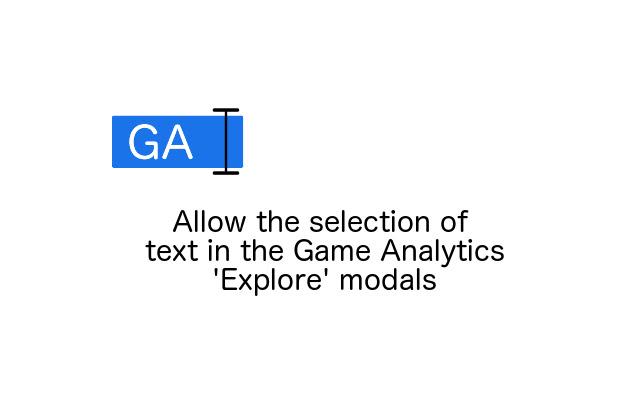 GA Select