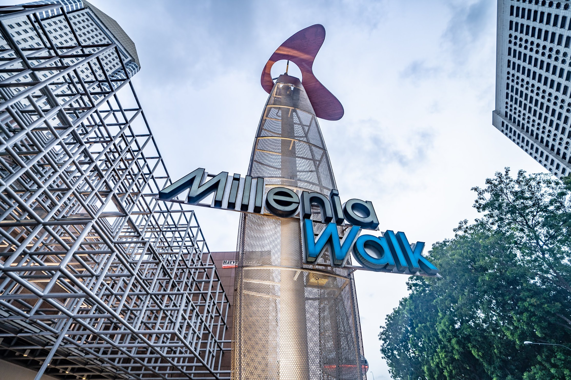 Singapore Millenia Walk