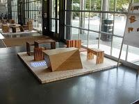 Photo: sandwich core furniture