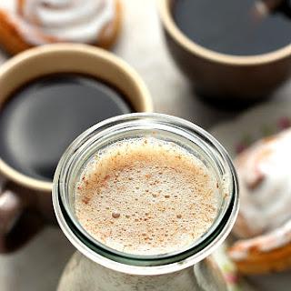 Cinnamon Roll Coffee Creamer