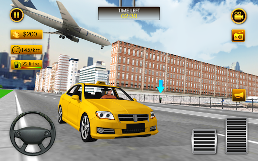 New York City Taxi Driver - Driving Games Free 1.0 screenshots 4
