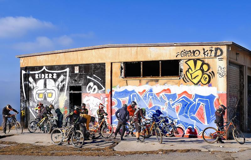 Bikers  di mt antona