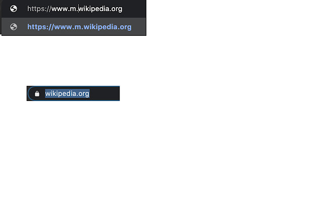 WikipediaMobile2Desktop