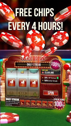 Zynga Poker u2013 Texas Holdem  screenshots 4