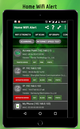 Wifi Analyzer- Home Wifi Alert 14.7 screenshot 639732
