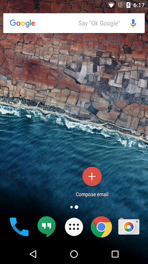 Compose Email Shortcut- screenshot