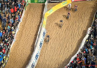 Veldrit hoopt op andere datum tijdens 'Super Sunday van het wielrennen'
