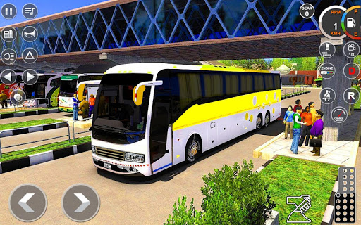 Furious Bus Parking: Bus Driving Adventure 2020 modavailable screenshots 12