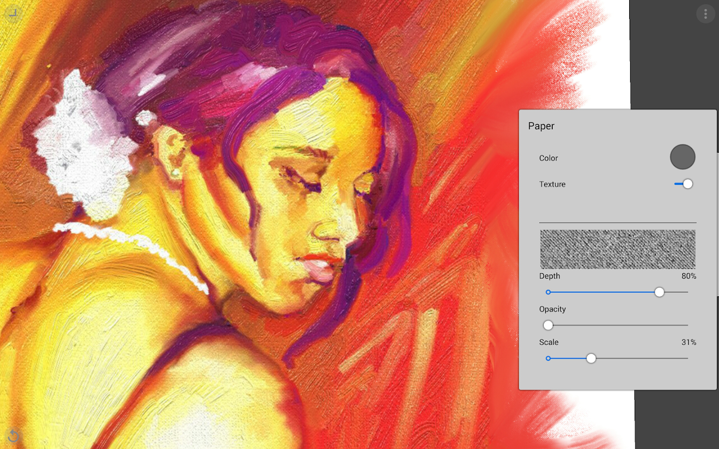 Painter Mobile- screenshot