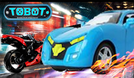 Super Robot Car Battle Tobot Adventure 1.1 screenshots 1