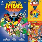 The New Teen Titans (1980)