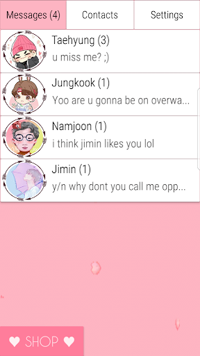 Download BTS Messenger Apk Latest Version » Apps and Games on