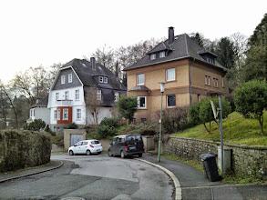 Photo: Auf dem Gelling: zwei hübsche alte Villen.