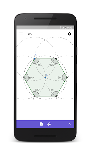 GeoGebra Geometry- screenshot thumbnail