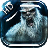 Angry Yeti Live Wallpaper