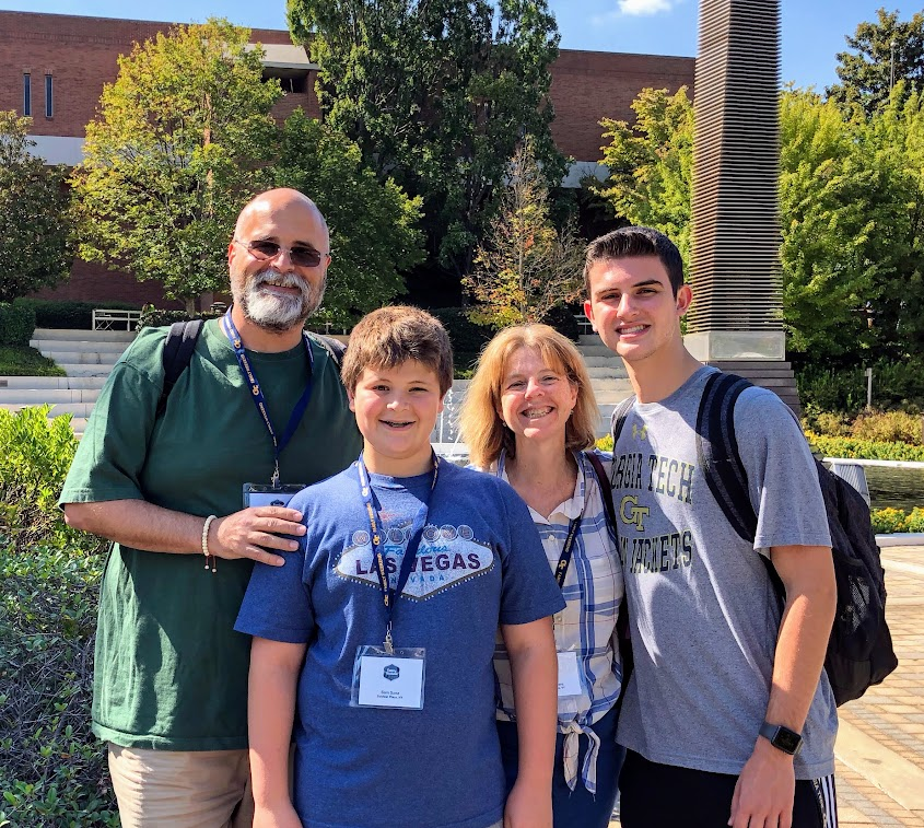 GT Family Weekend 2019