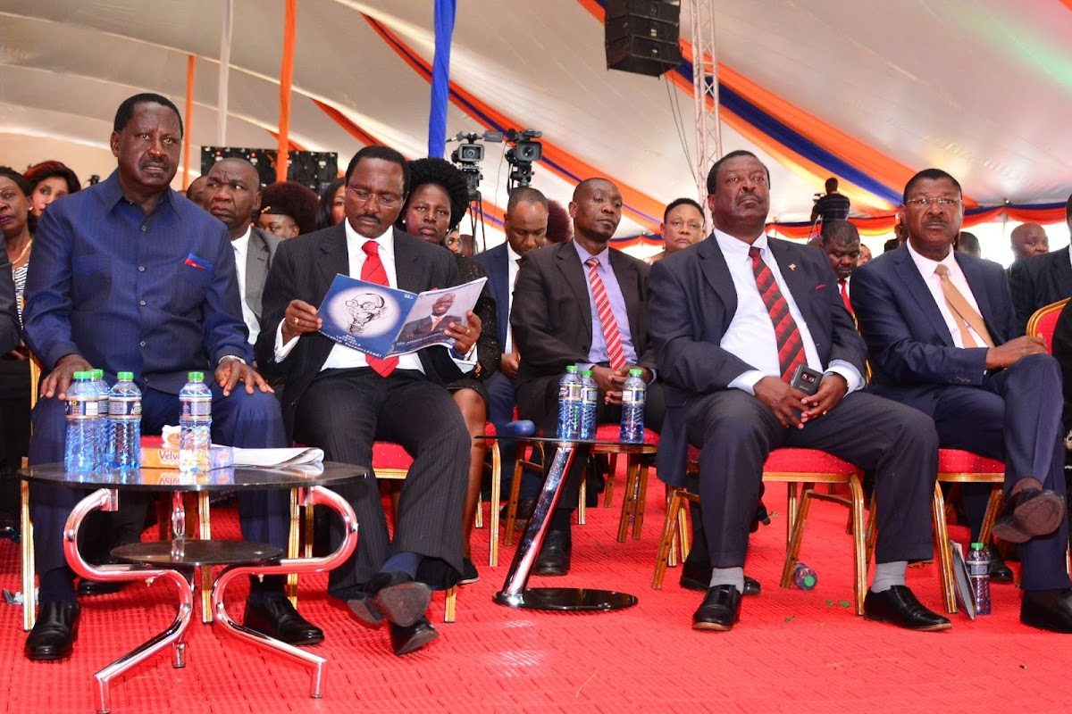 Raila to chair ODM's top organ meeting on Kibra by-election
