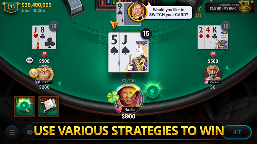 Blackjack Championship android2mod screenshots 3