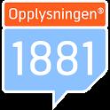1881 Mobilsøk - Se hvem som ringer icon