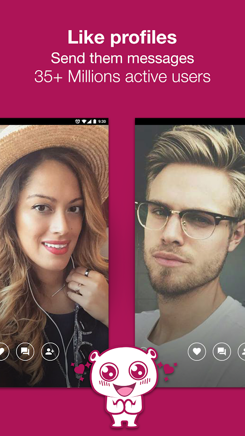 Waplog Social Network: Chat, Match & Free Dating- screenshot