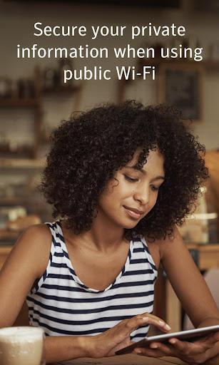 Norton Wifi Privacy VPN – Security & Privacy VPN screenshot