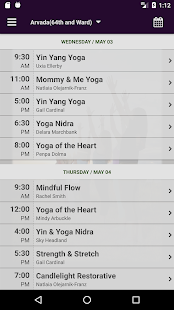 Maitri Yoga Center- screenshot thumbnail
