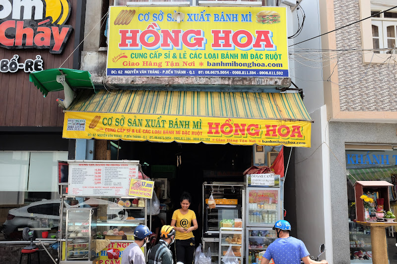 Image result for banh mi hong hoa