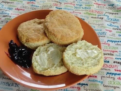 Old Fashion Buttermilk Biscuits